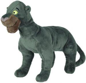 Peluche y muñeco de Bagheera - Peluches, juguetes y muñecos del libro de la Selva - Muñecos de Disney