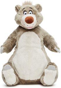 Peluche y muñeco de Baloo - Peluches, juguetes y muñecos del libro de la Selva - Muñecos de Disney