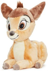 Peluche y muñeco de Bambi de 25 cm - Peluches, juguetes y muñecos de Bambi - Muñecos de Disney
