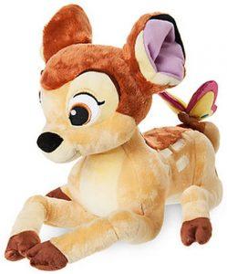 Peluche y muñeco de Bambi de 27 cm - Peluches, juguetes y muñecos de Bambi - Muñecos de Disney