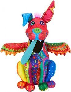 Peluche y muñeco de Dante - Peluches, juguetes y muñecos de Coco - Muñecos de Disney Pixar