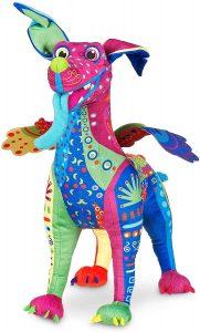 Peluche y muñeco de Dante grande - Peluches, juguetes y muñecos de Coco - Muñecos de Disney Pixar