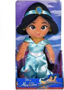 Peluche y muñeco de Jasmine - Peluches, juguetes y muñecos de Aladdin - Muñecos de Disney