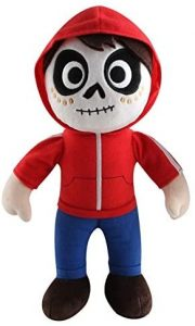 Peluche y muñeco de Miguel - Peluches, juguetes y muñecos de Coco - Muñecos de Disney Pixar