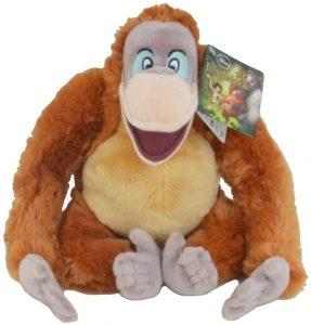 Peluche y muñeco del rey Louie - Peluches, juguetes y muñecos del libro de la Selva - Muñecos de Disney