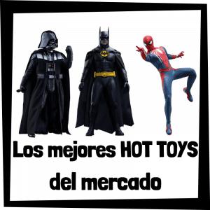 Las mejores figuras Hot Toys del mercado