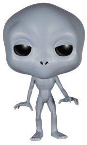 Figura FUNKO POP de Alien de Expediente X - Muñecos de Expediente X - X Files