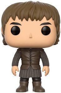 Figura FUNKO POP de Bran Stark andando de Juego de Tronos - Muñecos de Juego de Tronos de Bran Stark