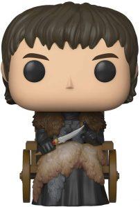 Figura FUNKO POP de Bran Stark con puñal de Juego de Tronos - Muñecos de Juego de Tronos de Bran Stark