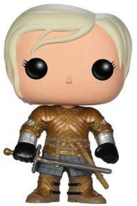 Figura FUNKO POP de Brienne de Tarth de Juego de Tronos - Muñecos de Juego de Tronos de Brienne de Tarth