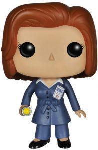 Figura FUNKO POP de Dana Scully de Expediente X - Muñecos de Expediente X - X Files