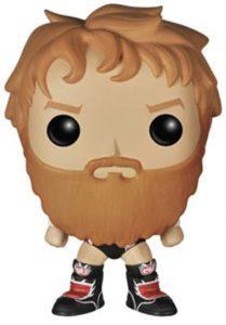 Figura FUNKO POP de Daniel Bryan - Muñecos de Daniel Bryan de la WWE
