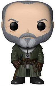 Figura FUNKO POP de Davos Seaworth de Juego de Tronos - Muñecos de Juego de Tronos de Davos Seaworth