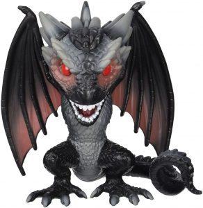 Figura FUNKO POP de Drogon de Juego de Tronos - Muñecos de Juego de Tronos de dragón Drogon