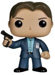 Figura FUNKO POP de Fox Mulder de Expediente X - Muñecos de Expediente X - X Files