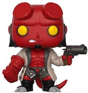 Figura FUNKO POP de Hellboy - Muñecos de Hellboy de la saga
