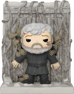 Figura FUNKO POP de Hodor con pared de Juego de Tornos - Muñecos de Juego de Tronos de Hodor