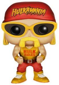 Figura FUNKO POP de Hulk Hogan - Muñecos de Hulk Hogan de la WWE
