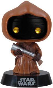 Figura FUNKO POP de Jawa clásico de Star Wars - Muñecos de Jawas de Star Wars
