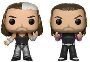 Figura FUNKO POP de Jeff Hardy y Matt Hardy - Muñecos de los Hardy Boyz de la WWE