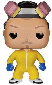 Figura FUNKO POP de Jesse Pinkman traje amarillo de Breaking Bad - Muñecos de Breaking Bad