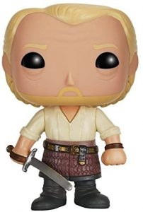 Figura FUNKO POP de Jorah Mormont de Juego de Tronos - Muñecos de Juego de Tronos de Jorah Mormont