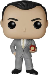 Figura FUNKO POP de Moriarty 2 de Sherlock - Muñecos de Sherlock Holmes