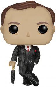 Figura FUNKO POP de Mycroft Holmes de Sherlock - Muñecos de Sherlock Holmes