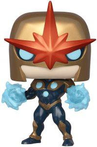 Figura FUNKO POP de Nova - Muñecos de Nova de Marvel