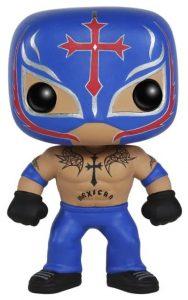 Figura FUNKO POP de Rey Mysterio - Muñecos de Rey Mysterio de la WWE