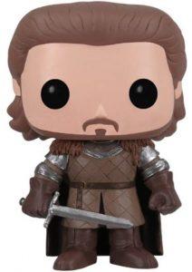 Figura FUNKO POP de Robb Stark de Juego de Tronos - Muñecos de Juego de Tronos de Robb Stark