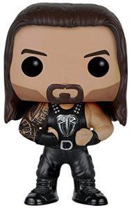 Figura FUNKO POP de Roman Reigns - Muñecos de Roman Reigns de la WWE