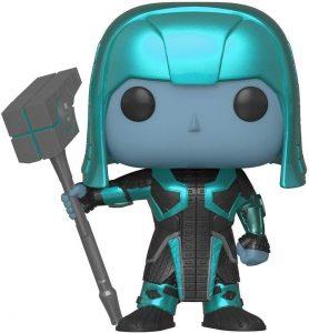 Figura FUNKO POP de Ronan el Acusador en Capitana Marvel - Muñecos de Ronan de Marvel