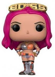 Figura FUNKO POP de Sasha Banks - Muñecos de Sasha Banks de la WWE