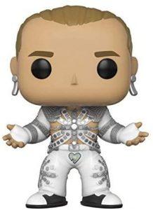 Figura FUNKO POP de Shawn Michaels - Muñecos de Shawn Michaels de la WWE