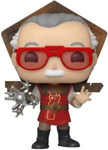 Figura FUNKO POP de Stan Lee de Thor Ragnarok - Muñecos de Stan Lee de Marvel