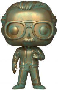 Figura FUNKO POP de Stan Lee de patina - Muñecos de Stan Lee de Marvel