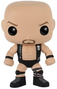 Figura FUNKO POP de Stone Cold Steve Austin - Muñecos de Stone Cold Steve Austin de la WWE