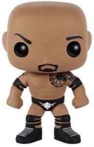 Figura FUNKO POP de The Rock - Muñecos de The Rock de la WWE