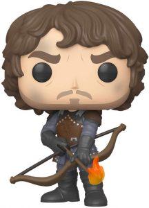 Figura FUNKO POP de Theon Greyjoy de Juego de Tronos - Muñecos de Juego de Tronos de Theon Greyjoy