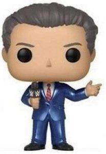 Figura FUNKO POP de Vince McMahon - Muñecos de Vince McMahon de la WWE