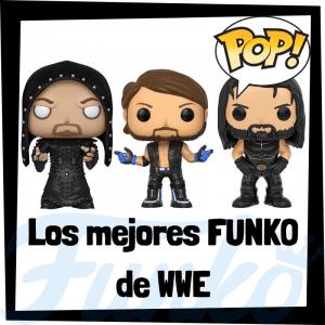 Figura FUNKO POP de luchadores de la WWE - Muñecos de WWE