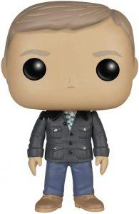Figura FUNKO POP del Dr. John Watson de Sherlock - Muñecos de Sherlock Holmes