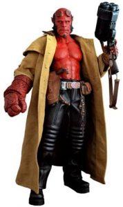 Figura Hot Toys de Hellboy - Muñecos Sideshow de Hellboy - Figuras coleccionables de Hellboy de Hot Toys