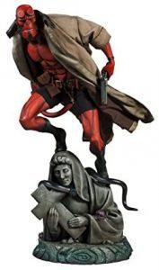Figura Hot Toys de Hellboy Sideshow Collectibles - Muñecos Sideshow de Hellboy - Figuras coleccionables de Hellboy de Hot Toys