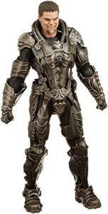 Figura Hot Toys del General Zod 2 - Figuras coleccionables del General Zod - Muñecos de Zod de villanos de Superman