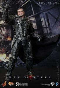 Figura Hot Toys del General Zod - Figuras coleccionables del General Zod - Muñecos de Zod de villanos de Superman