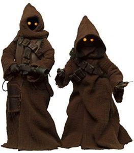 Figura Sideshow de Jawas - Los mejores de Jawas de Star Wars - Figuras coleccionables de Jawa de Star Wars