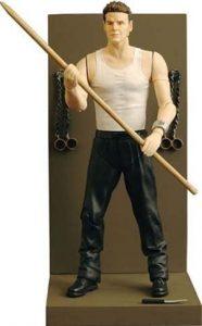 Figura de Angel de Buffy Cazavampiros de Diamond - Muñecos de Buffy Cazavampiros - Figuras coleccionables de Buffy Cazavampiros
