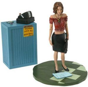 Figura de Anya de Buffy Cazavampiros - Muñecos de Buffy Cazavampiros - Figuras coleccionables de Buffy Cazavampiros